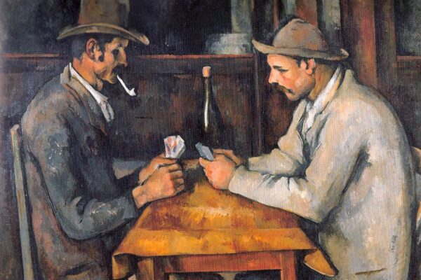 Paul Cezanne – Card-Players